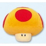 Super Mario Bros. Plush Doll Vol. 2: Super Mushroom (5 Inch)