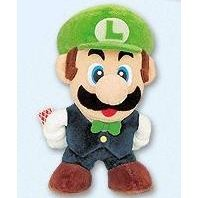 New Super Mario Bros. Plush Doll Vol. 2: Luigi (5 Inch)