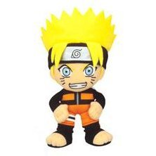 Naruto Strong Wind Transmission Plush Doll - Model A: Naruto