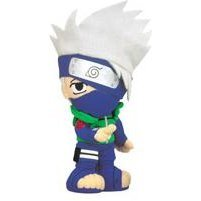 Naruto Strong Wind Transmission Plush Doll - Model B: Kakashi