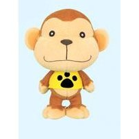 Animal Crossing 7'' Plush Doll Collection 3: Secret Monkey
