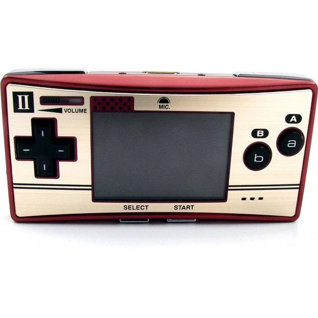 Famicom Classic Faceplate No.II [Club Nintendo Limited Edition]