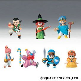 Dragon Quest Character Figure Collection Vol.2 Trading Figure