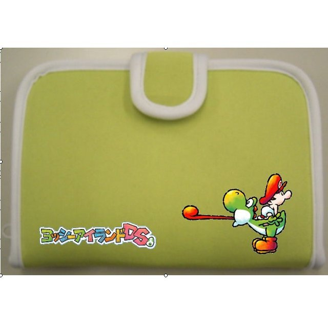 Yoshi Island DS Cushion Pouch (green)