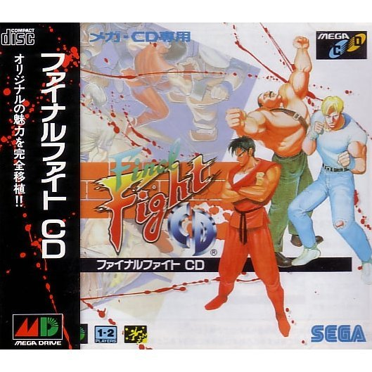 [Análise Retro Game] - Final Fight - Arcade/SNES/PC/SEGA CD Pa.90081.1