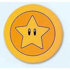 Super Mario Super DX Die Cut 12