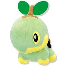 Pocket Monster Diamond & Pearl Plush Doll: Type A
