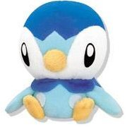 Pocket Monster Diamond & Pearl Plush Doll: Type C