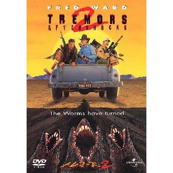 Tremors 2 Aftershocks [Limited Edition]