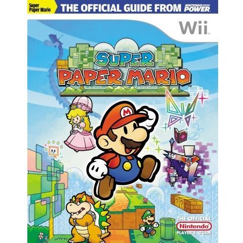Official Nintendo Super Paper Mario Player's Guide