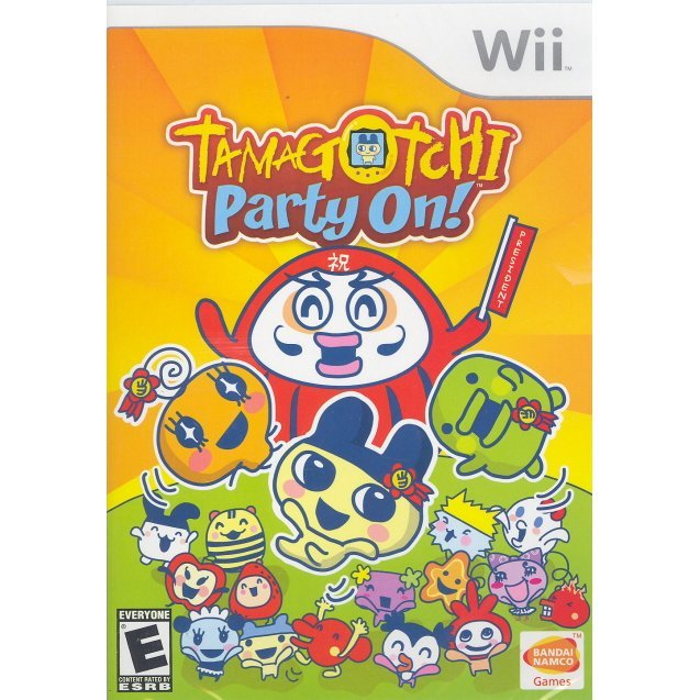 Tamagotchi: Party On!
