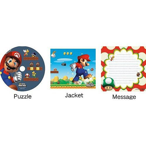 New Super Mario Bros. Compact Puzzle Type B