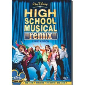 High School Musical Remix [2-Discs Edition]