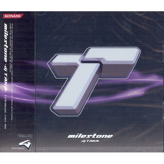 dj TAKA First Album - milestone