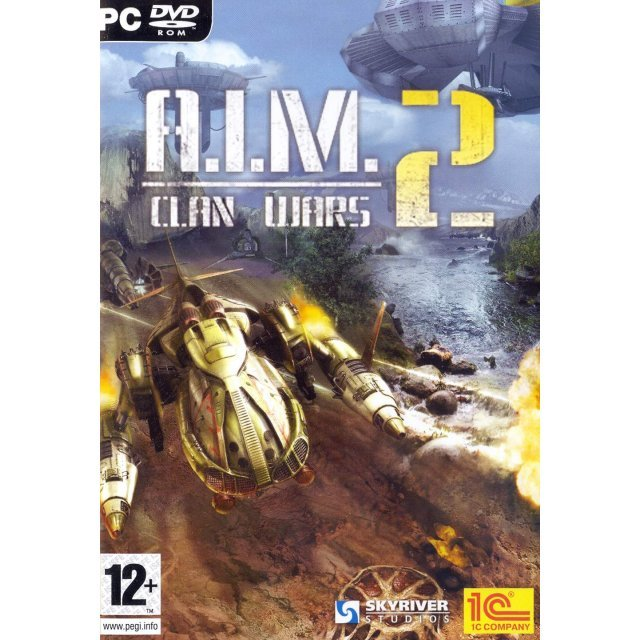 AIM clan wars 2 (DVD-ROM)