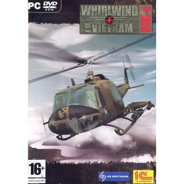 Whirlwind of Vietnam: UH-1 (DVD-ROM)