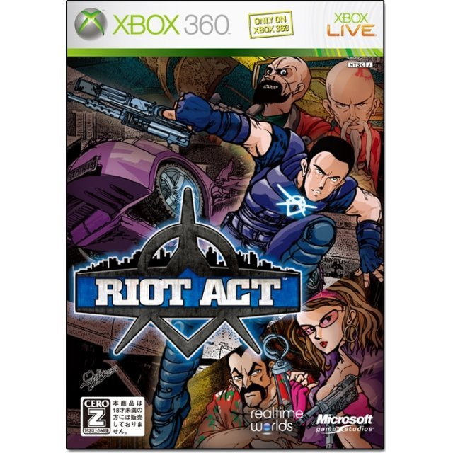 Riot Act / Crackdown