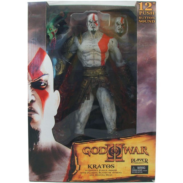 God of War Action Figure: Kratos 13