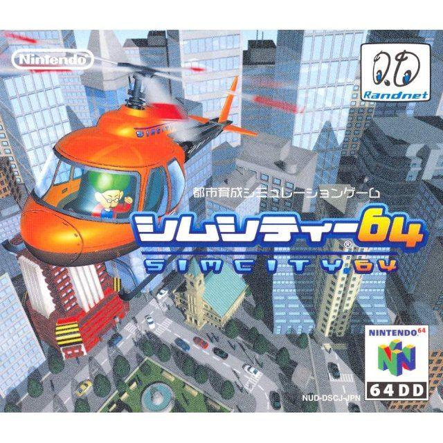 Sim City 64