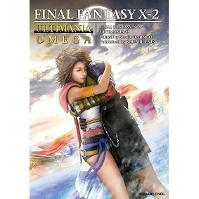 Final Fantasy X-2 Ultimania Omega