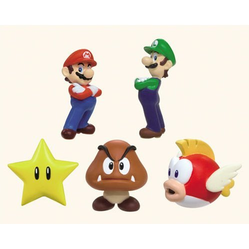 New Super Mario Bros. Mini Figure Collection Vol. 1