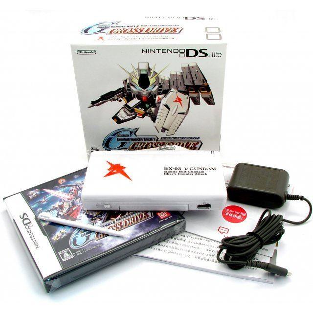 SD Gundam G Generation: Cross Drive (w/ Nintendo