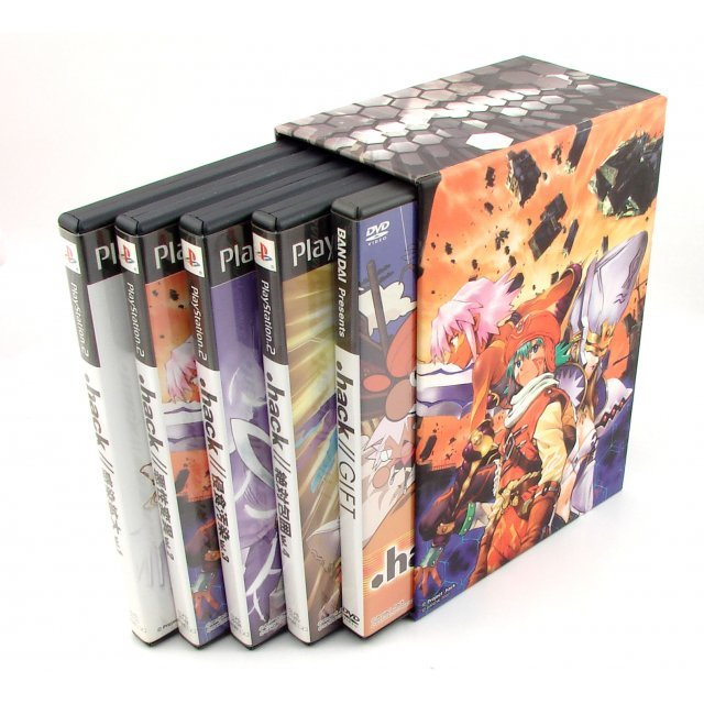 .hack// Collection [Limited Edition Box Set]