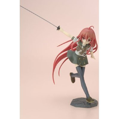 Shankugan no Shana Chapter 2 Sultriness / The Burning Pre-painted PVC Figure - Shana