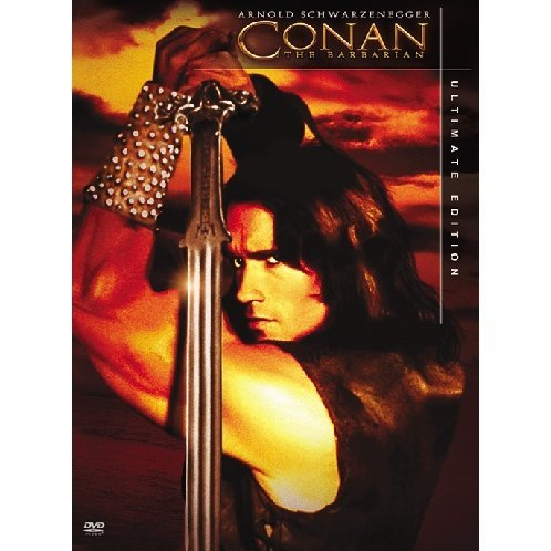 Conan The Barbarian New Ultimate Edition [Limited Edition]
