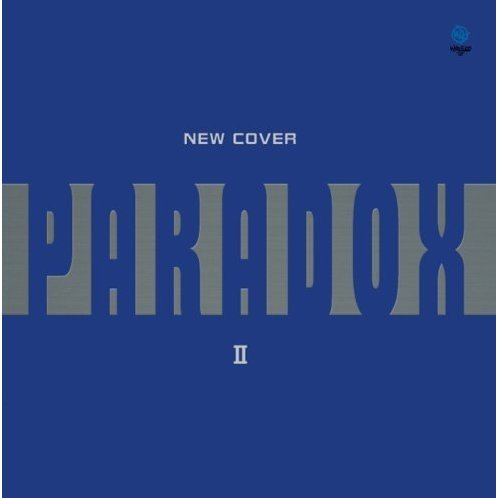 Paradox II - New Cover