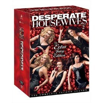 Desperate Housewives Season 2 Complete Box