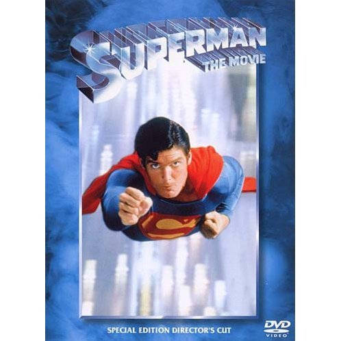 Superman Director's Cut Editio [Limited Pressing]