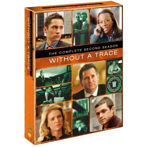 Without A Trace Second Season Collector's Box