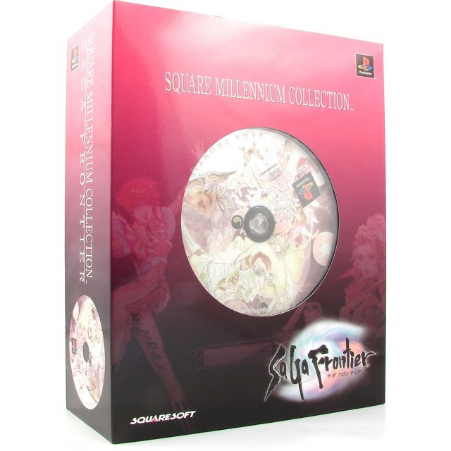 SaGa Frontier [Square Millennium Collection Special Pack]