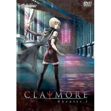 Claymore Chapter.2