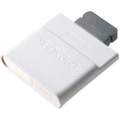 Xbox 360 Memory Unit (512MB) Pa.95087.1