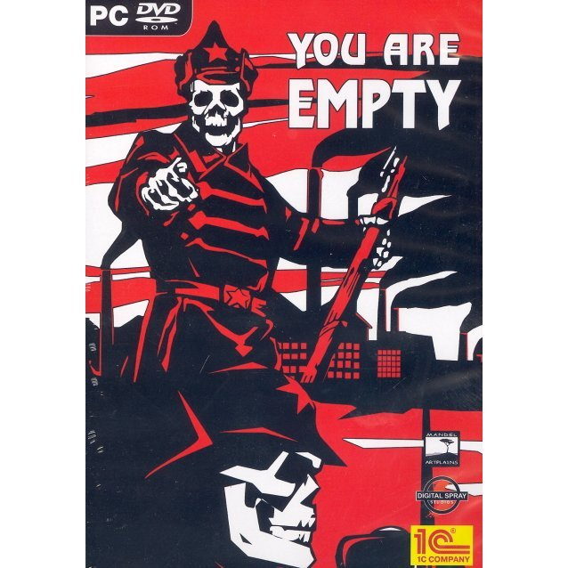 You Are Empty (DVD-ROM)