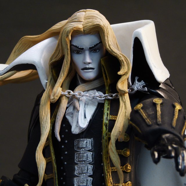 Castlevania 7'' Action Figure: Alucard