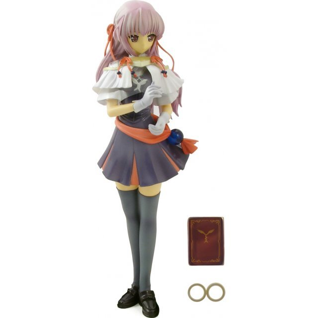 Brighter than Dawning Blue: Estel Freesia 1/8 Scale PVC Figure
