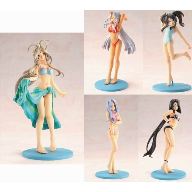 Oh My Godness - Beachside Collection Trading Figures