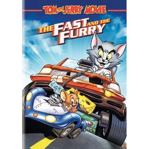 Tom And Jerry Movie: The Fast And The Furry [Limited Pressing]