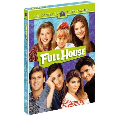 Full House Fifth Season Collector's Box