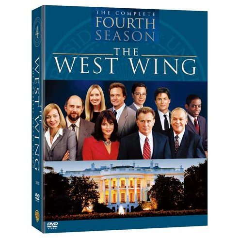 The White House Forth Season Collector's Box