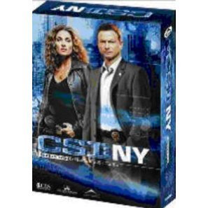 CSI:NY- Season Two [8-Discs Boxset]