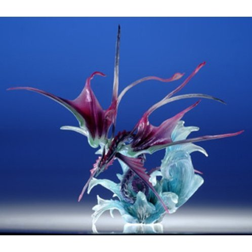 Final Fantasy Master Creatures: Leviathan from Final Fantasy IX (Non Scale Pre-Painted Action Figure)