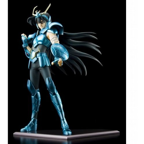 Excellent Model Series Saint Seiya 1/8 Scale Pre-painted PVC Figure - Doragon Shiryu