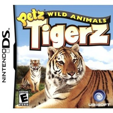 Petz Wild Animals: Tigerz