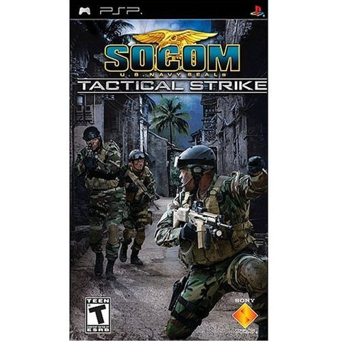 SOCOM: U.S. Navy SEALs Tactical Strike (Greatest Hits)