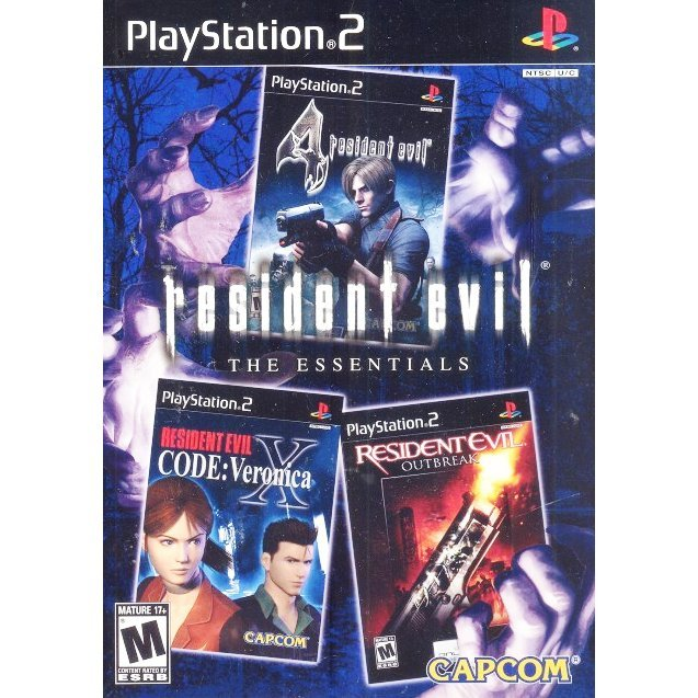 Resident Evil The Essentials