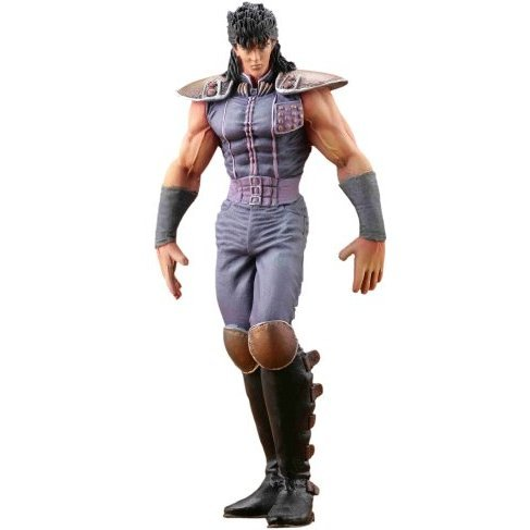 Fist of The North Star Episode 3 Non Scale Pre-Painted Figure: Collection No.6 - Rei